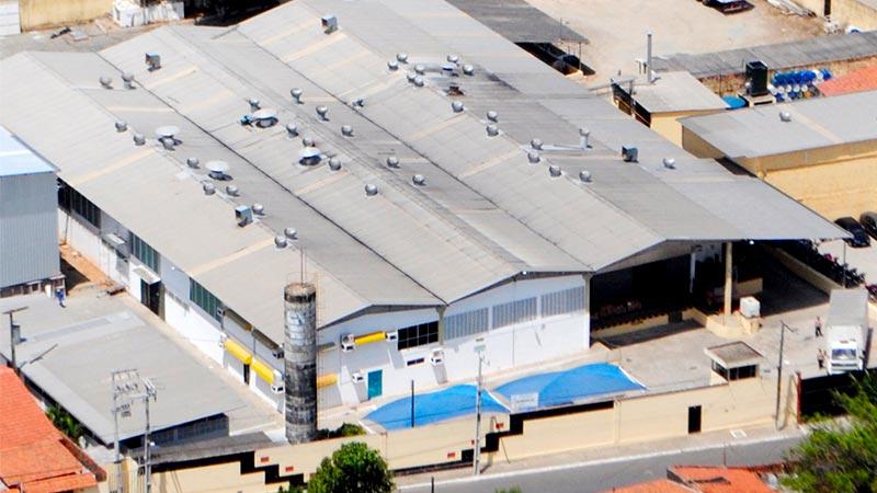 Nova expansão fábrica CIGEL